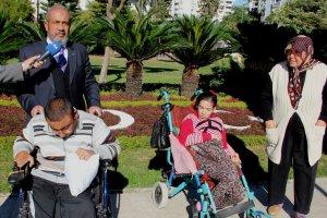 Engelli vatandaşlar fonksiyonel akülü tekerlekli sandalye istiyor