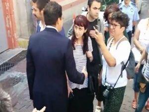 CHP'li başkan protestoculardan sorularını yanıtlanamadan kaçtı