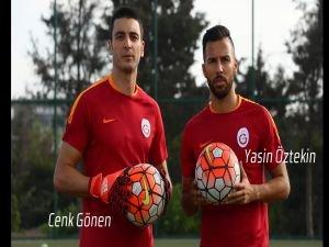 Galatasaraylı futbolcuların epilepsi hastalarına anlamlı desteği