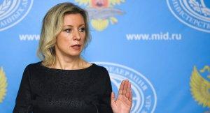 Zaharova: Bu diplomasi profesyonellik!