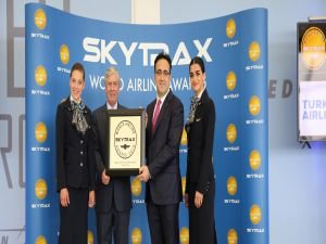 THY, 'Avrupa'nın en iyi havayolu şirketi' seçildi