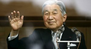 Akihito, tahtı bırakacağı açıklandı