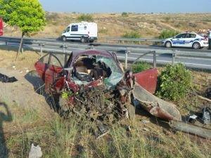 Trafik kazası: 2 ölü!
