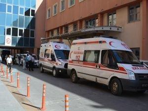Batman'da 2 çocuk ağır yaralandı
