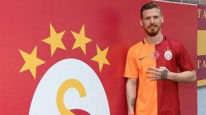 Galatasaray'da yeni transfer şoku