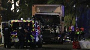 Fransa'da terör saldırısı: 73 ölü!