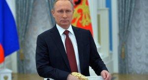 Putin, Hollande'a televizyondan seslendi
