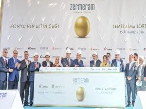 Bakan Elvan, ZERMERAM'ın temelini attı