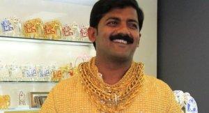 Hindistan'ın 'altın adamı' öldürüldü