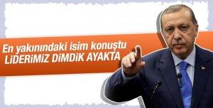 Cumhurbaşkanı Recep Tayyip Erdoğan güvende