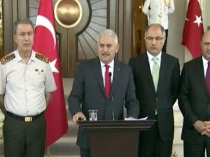"""Başbakan Yıldırım: """"161 Şehid ve 1440 yaralımız var"""""""