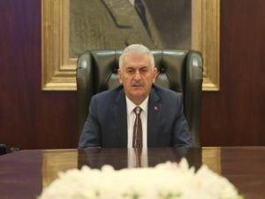 """Başbakan Yıldırım: """"208 Şehid ve 1491 yaralımız var"""""""