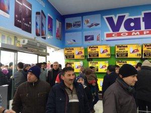 Vatan Bilgisayar, Amasya Mağazasını Açtı
