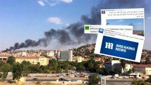 Dış basın darbeyi fırsat bilerek 'Türkiye operasyonu yaptılar