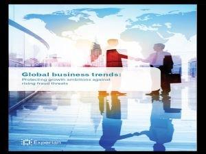 Dolandırıcılığa Karşı Uluslararası İş Eğilimleri Raporu