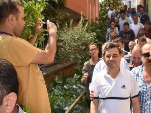 Anamur Belediye Başkanının evi ve ofisi arandı