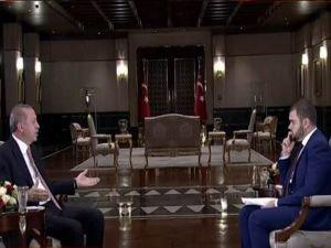 """Cumhurbaşkanı Erdoğan: """"İstihbarat zaafları olduğu çok açık"""""""