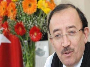 Rektör Prof. Dr. Niyazi Eruslu gözaltına alındı