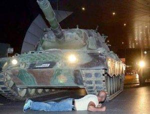 Tankı ölümüne durduran o kahraman A Haber'de