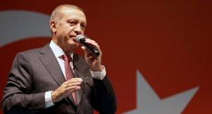 Erdoğan 'Dombıra' şarkısını sevdi