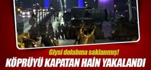 O Albay, Antalya'da yakalandı