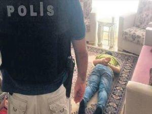 SAT'ın FETÖ imamı yapılan baskınla yakalandı