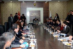 Sosyal Politikalar Bakanı Diyarbakır'da