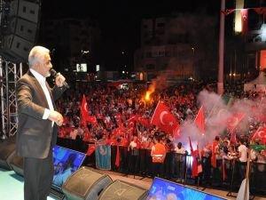Yapıcıoğlu Taksim Meydanı'nda!