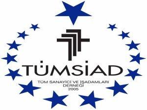 """TÜMSİAD'tan """"Zeytin Dalı Harekatı"""" açıklaması"""