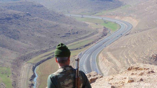 Şırnak'ta köy korucusuna saldırı