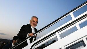 İran Dışişleri Bakanı Zarif, Batı Afrika'ya gitti