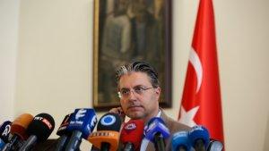 Türkiye'nin Tahran büyükelçisinden basın toplantısı