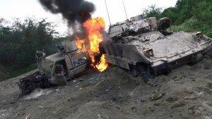 Suudi ordusu zırhlı tugay komutanı öldürüldü
