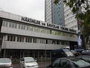 HSYK'da FETÖ soruşturması