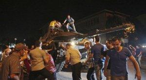 Türkiye'de darbe girişiminde Amerika'nın rolü var