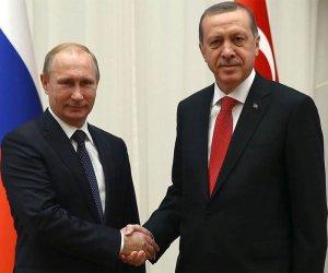Cumhurbaşkanı Erdoğan ile Putin bir araya gelecek