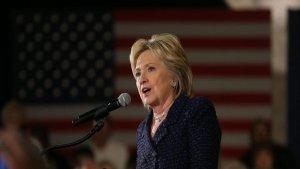 Hillary Clinton, ABD'nin ilk kadın başkan adayı