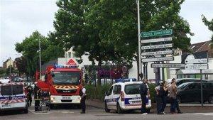 Fransa'daki kilise saldırısını Işid üstlendi