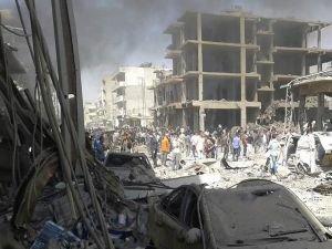 Kamişlo'da bombalı saldırı!
