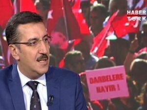 Bülent Tüfenkci:Darbe girişimi dahi bizi büyümeden alıkoyamayacak