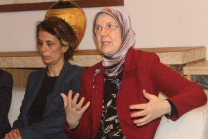 Bakan Ramazanoğlu Mardin'de