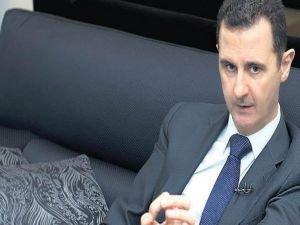 AB'den flaş Esad rejimi açıklaması!