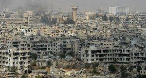 IŞİD, Şam'a Saldırdı  45 ölü 115 yaralı