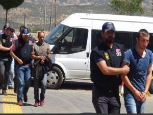 Eylem hazırlığındaki 3 PKK'lı yakalandı