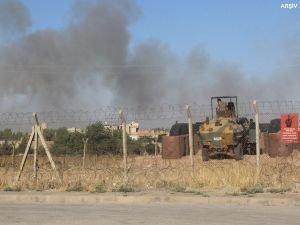 Rejim ile PYD arasındaki çatışma Afrin'e sıçradı