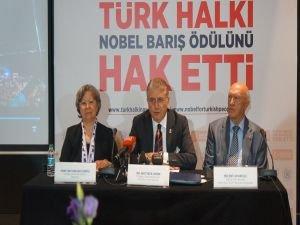 Halk Nobel Barış Ödülünü Hak Etti!