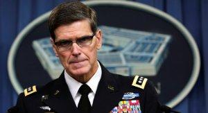 ABD'li general Votel: Darbecilerden yanayız