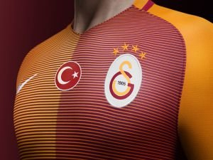 Galatasaray'ın yeni formaları!