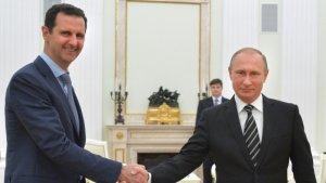 Beşar Esad'ın Rusya ziyareti tekzip edildi
