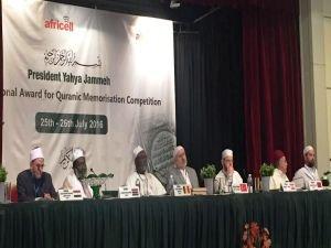 IRCICA'dan Gambiya'da anlamlı organizasyon!